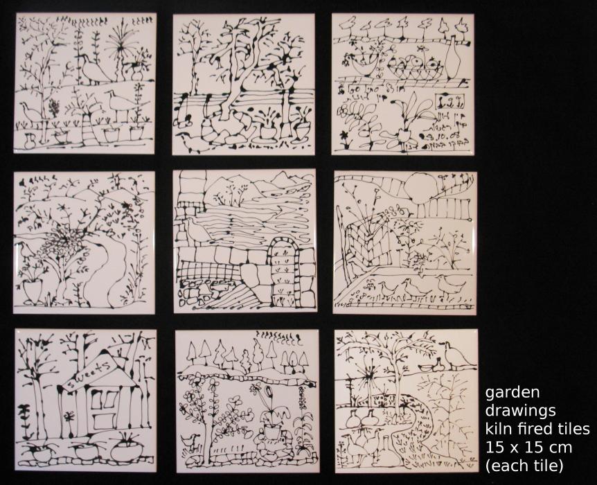 Garden Drawings