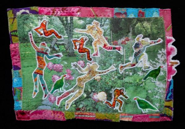 Garden of Joy - 22 x 33